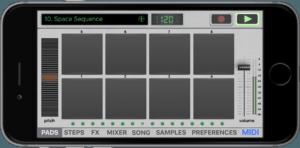iphone drum machine vatanator sx
