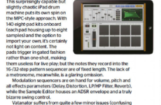 Review in Computer Music magazine