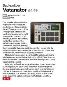 computer music magazine